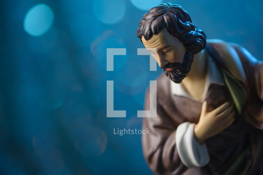 Joseph figurine