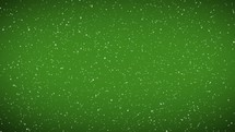 glittery green background