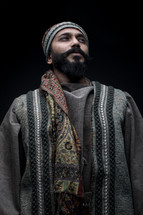 headshot of a wiseman