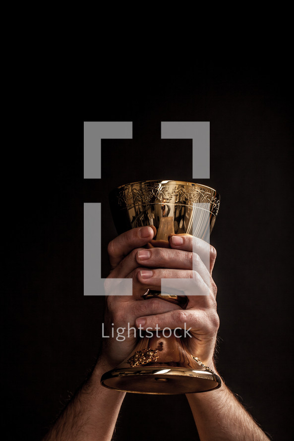 tranfiguration at eucharist