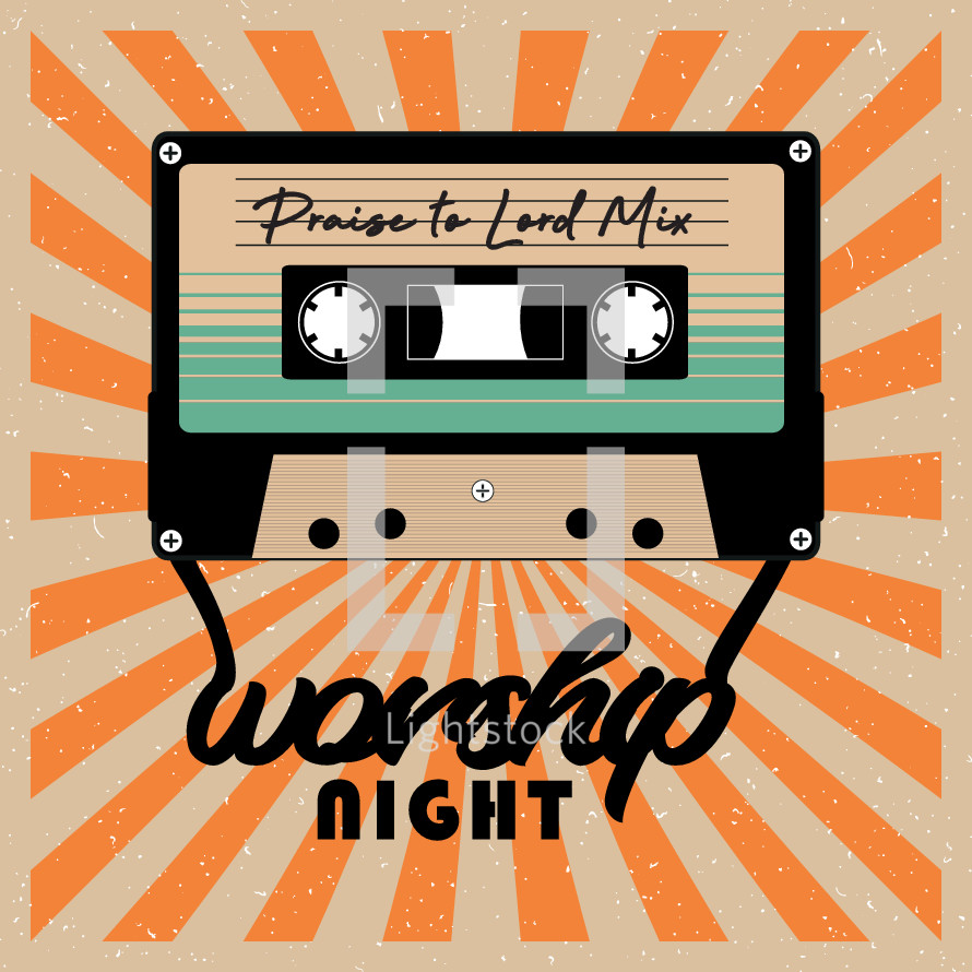 Praise the Lord Mix, Worship Night