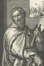 disciple Matthew sketch