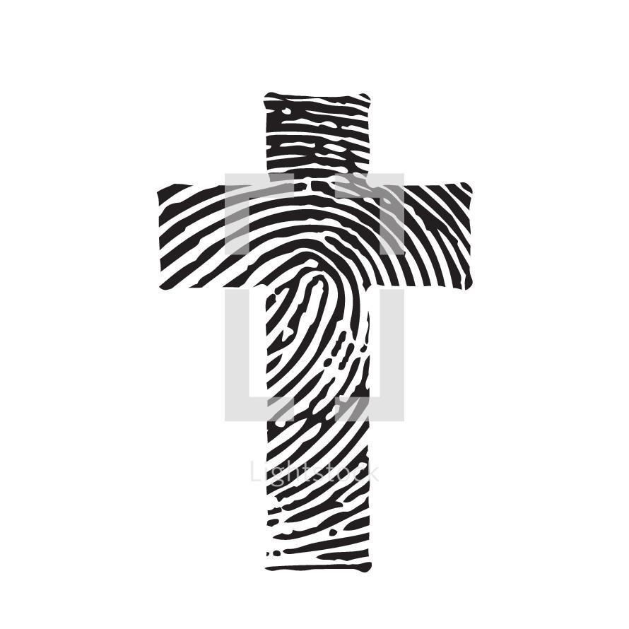 identity cross