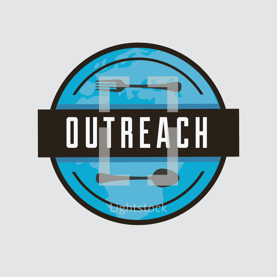 Outreach badge