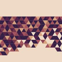 broken textile pattern