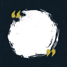 quotation background illustration.