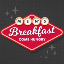 mens breakfast group fellowship event invitation