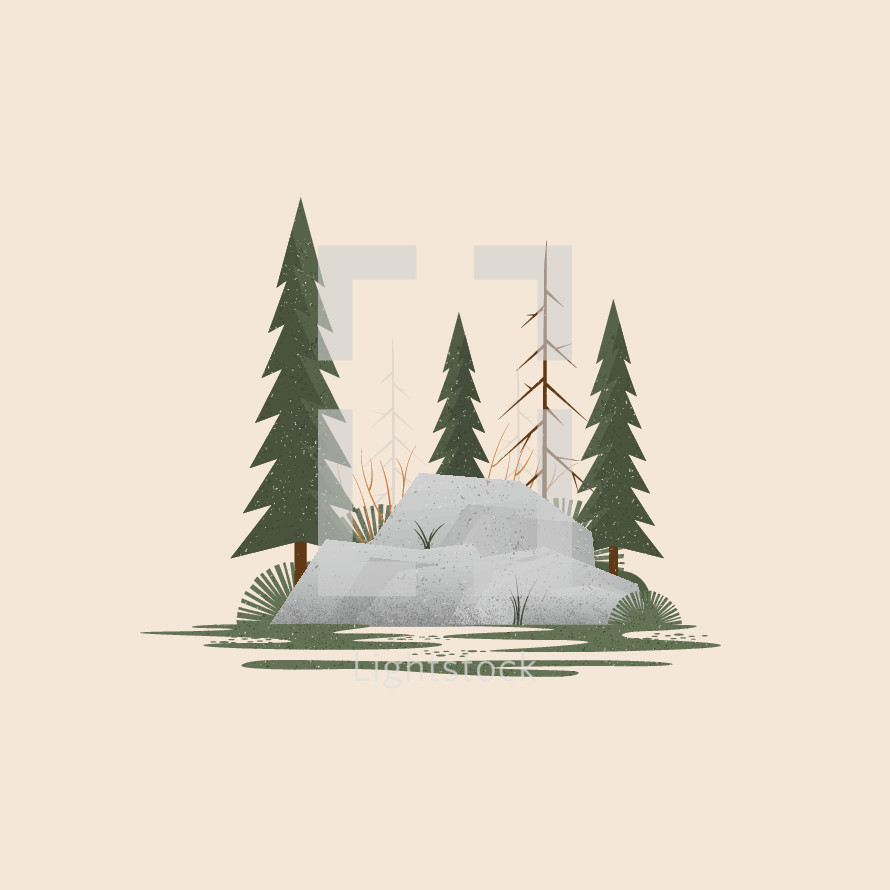 nature vector