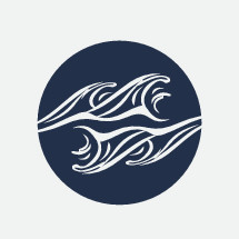 waves badge