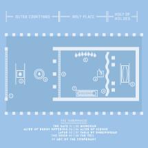 Tabernacle blueprint layout
