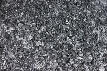 gravel ash background