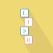 Pro-life concept