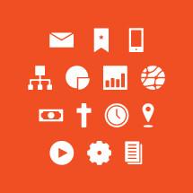 Church web icons