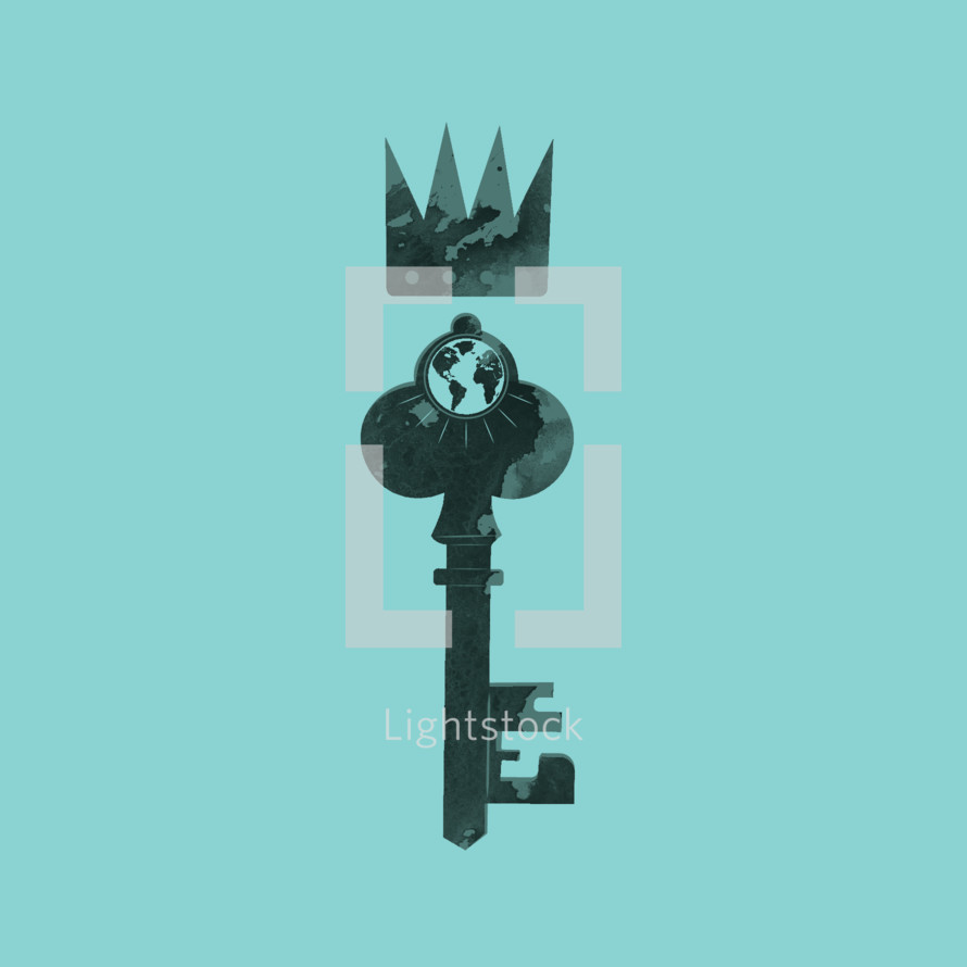 crown and key