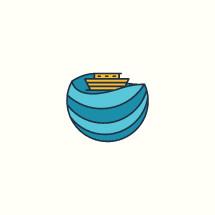 Noah's ark icon
