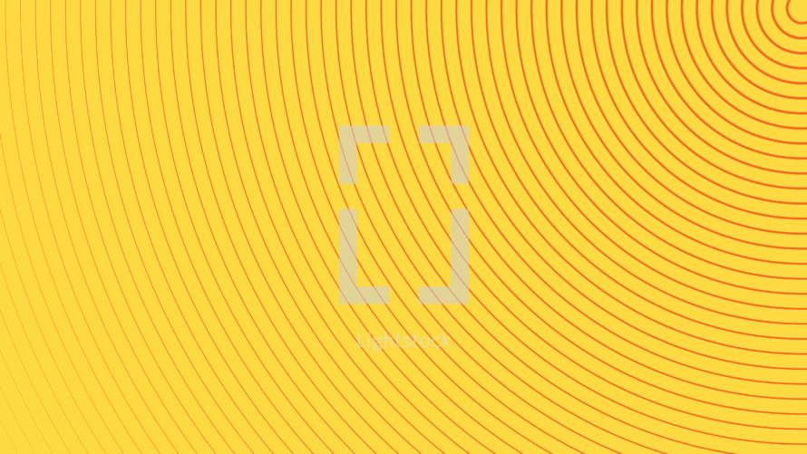 yellow ripples
