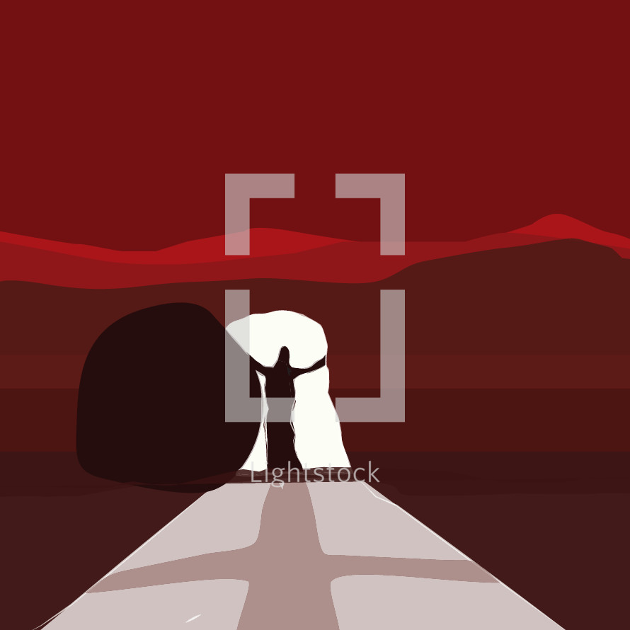red resurrection