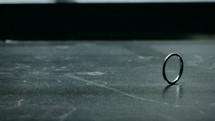 spinning wedding ring