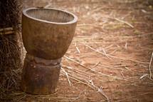 wood chalice