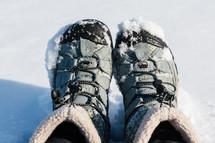 snow on snow boots