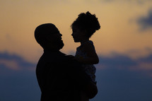 love between a father and daughter