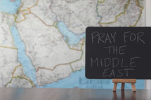 Pray for the Middle East