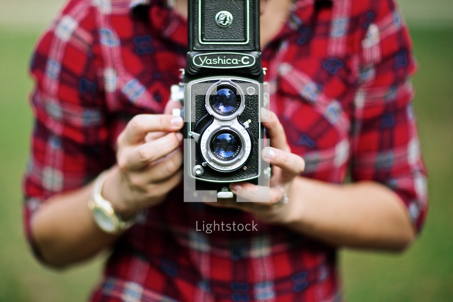 antique camera