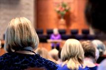 woman's Bible study