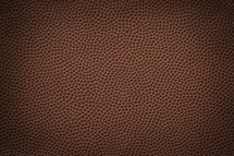 real texture of american football