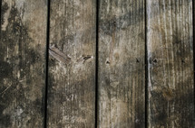 Weathered wood boards.