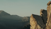 mountains edge