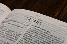 Scripture Titles - James