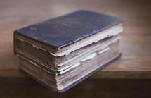 an old Bible - circa 1836