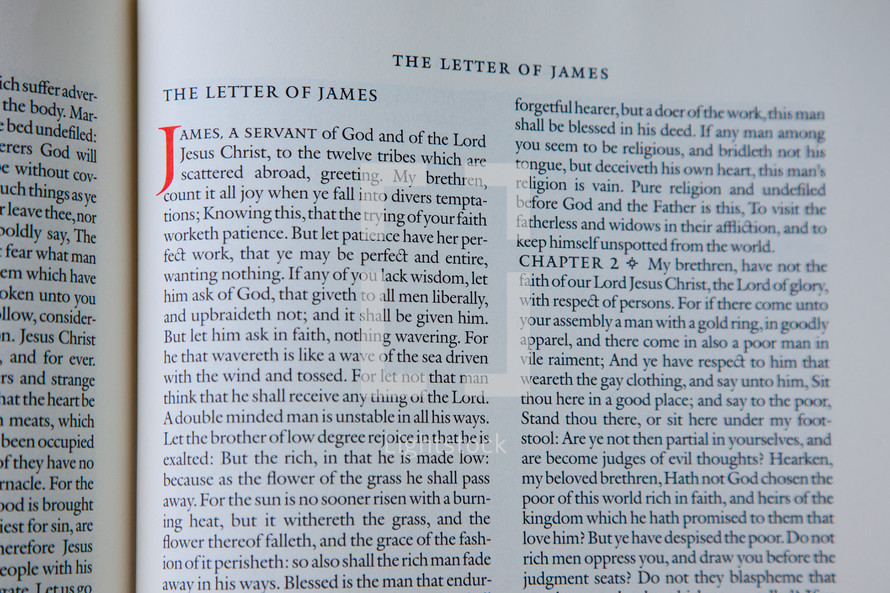 The Letter to James