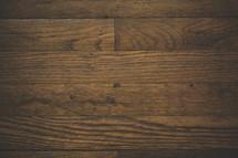 Wood floor boards.