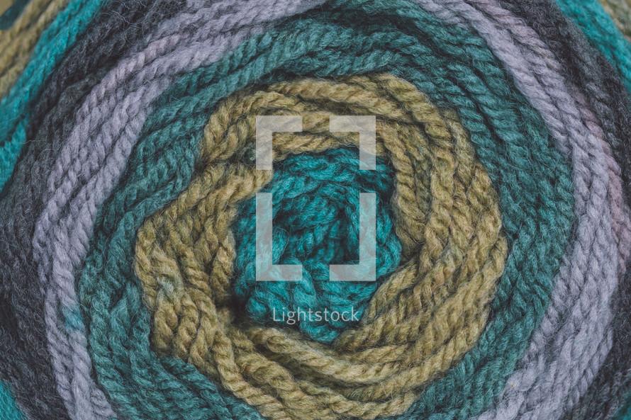 colorful yarn background