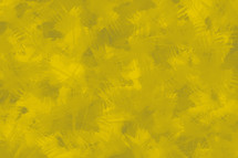 yellow brush strokes background