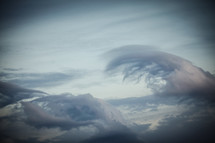 clouds that look like waves