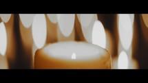 candlelight background