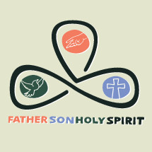 Father, son, holy spirit