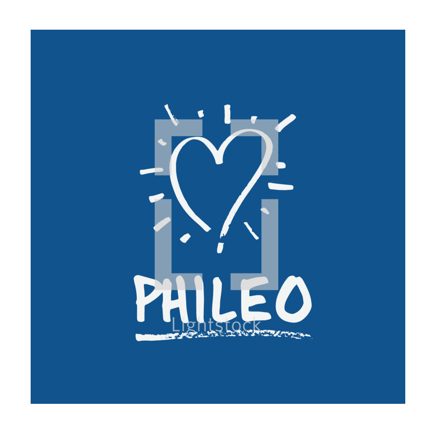 Phileo love is brotherly love that is present in close friendship.