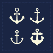 anchor icons.