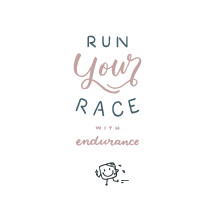 Run your race with endurance