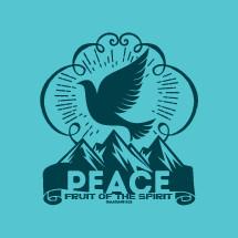 Fruit of the Spirit, Peace, Galatians 5:22