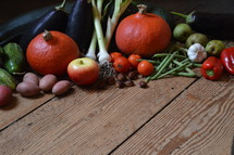 Celebrate the Festival of Harvest.