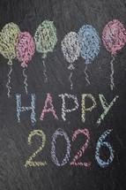 Happy 2026