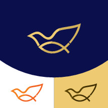 dove and ichthus