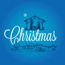 Christmas scene, Nativity scene, Jerusalem