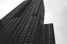 sky scraper in New York City