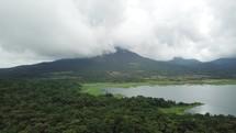 green island mountains
